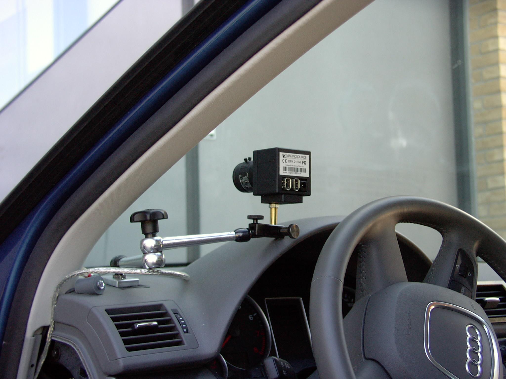 Mobiles Fahrbahnerfassungssystem MOFA-S