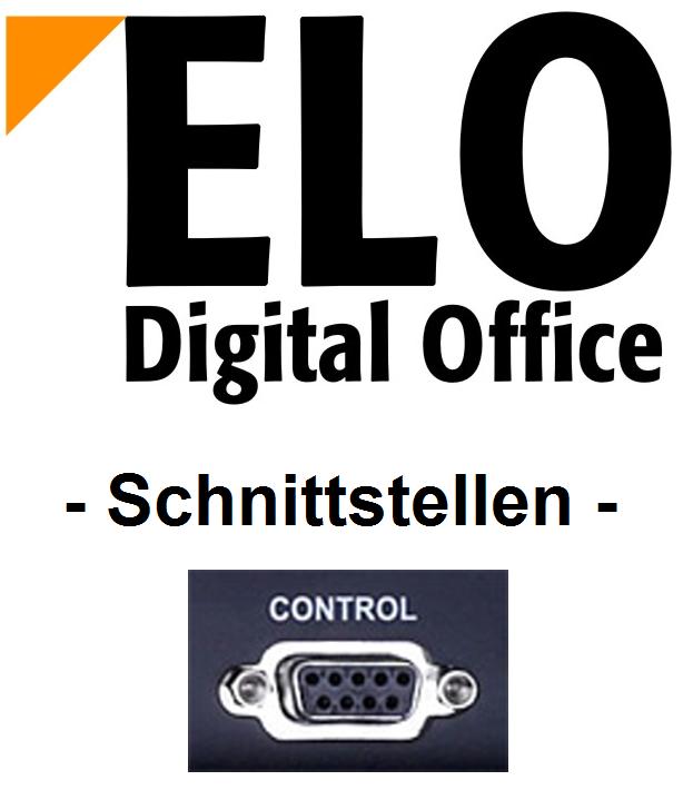 ELO DMS Schnittstellen (branchenübergreifend.)