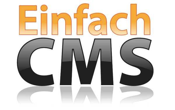 EinfachCMS - schnell und aktuell im Internet präsentieren